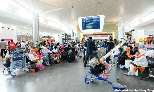 Steep increase in airport fees will hurt poorer travellers