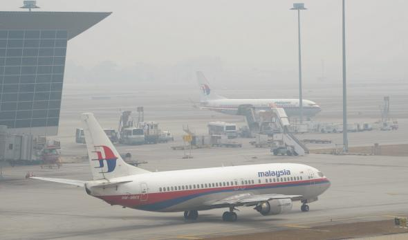 Haze: Normal Flight Operations At KLIA And Klia2