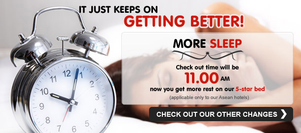 TuneHotels Promotion - It Just Keeps On Getting Better!