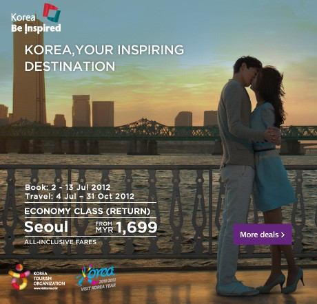 Malaysia Airlines Promotion - Your inspiring destination