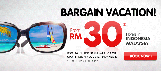 TuneHotels Promotion - Bargain Vacation