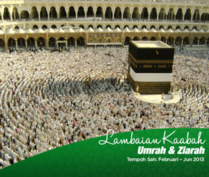 Malaysia Airlines Promotion - Lambaian Kaabah