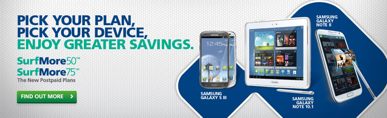 Maxis Promotion: Enjoy Greater Savings