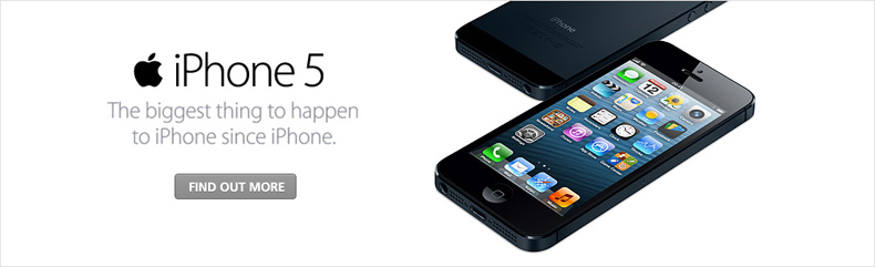 Maxis Promotion: iPhone 5