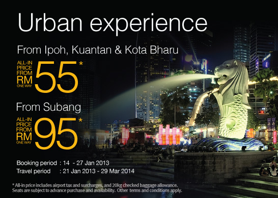 Firefly Promotion - Urban experience