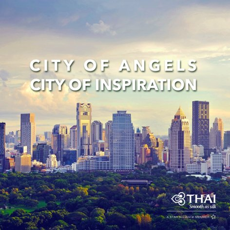 City of angels, City of inspiration