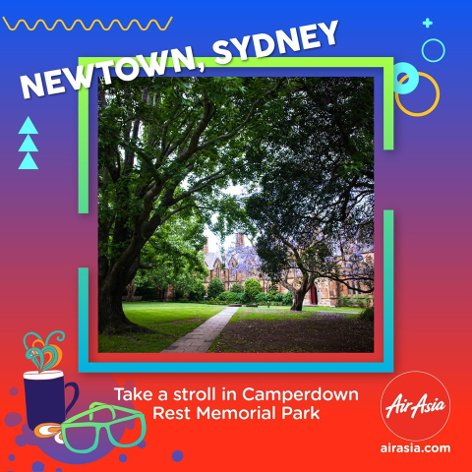Camperdown Rest Memorial Park