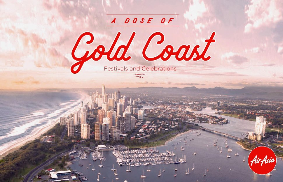 A dose of Gold Coast