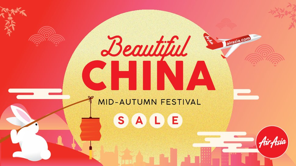 Beautiful China, Mid-Autumn Festival Sale