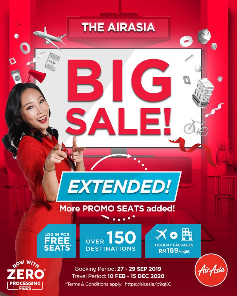 Big Sale Extended