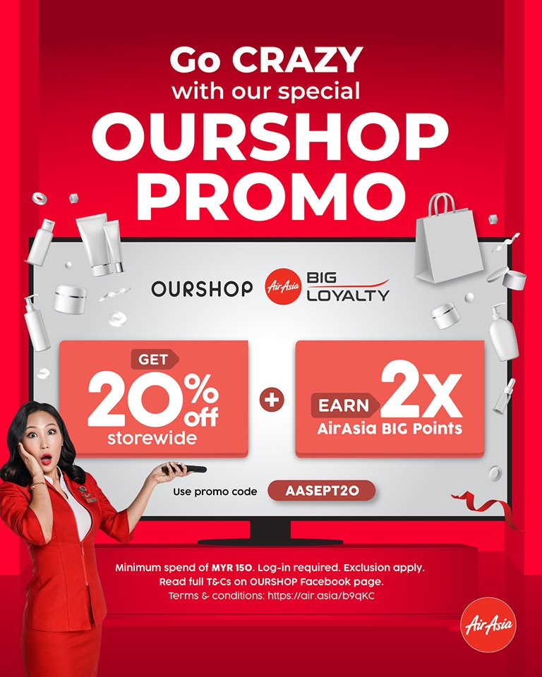 OURSHOP PROMO