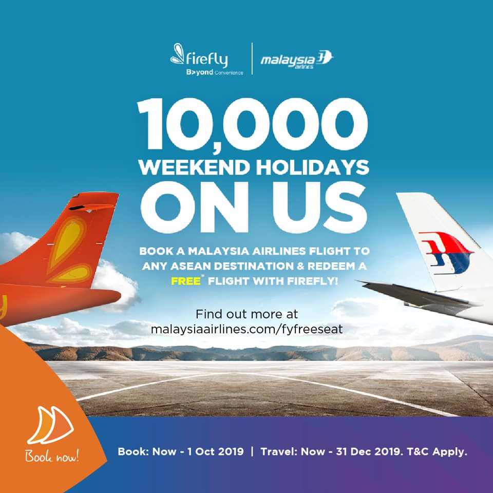 10,000 Weekend Holidays On Us
