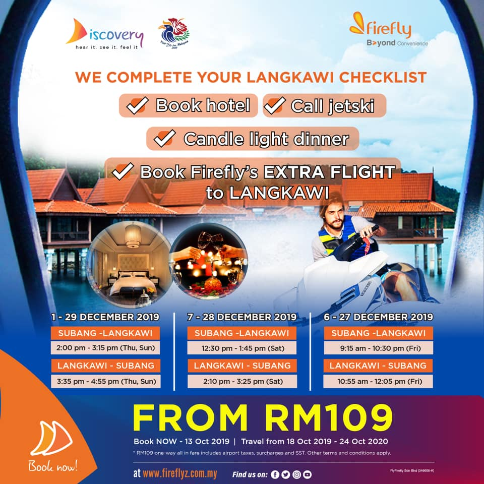 Etra Flights to Langkawi