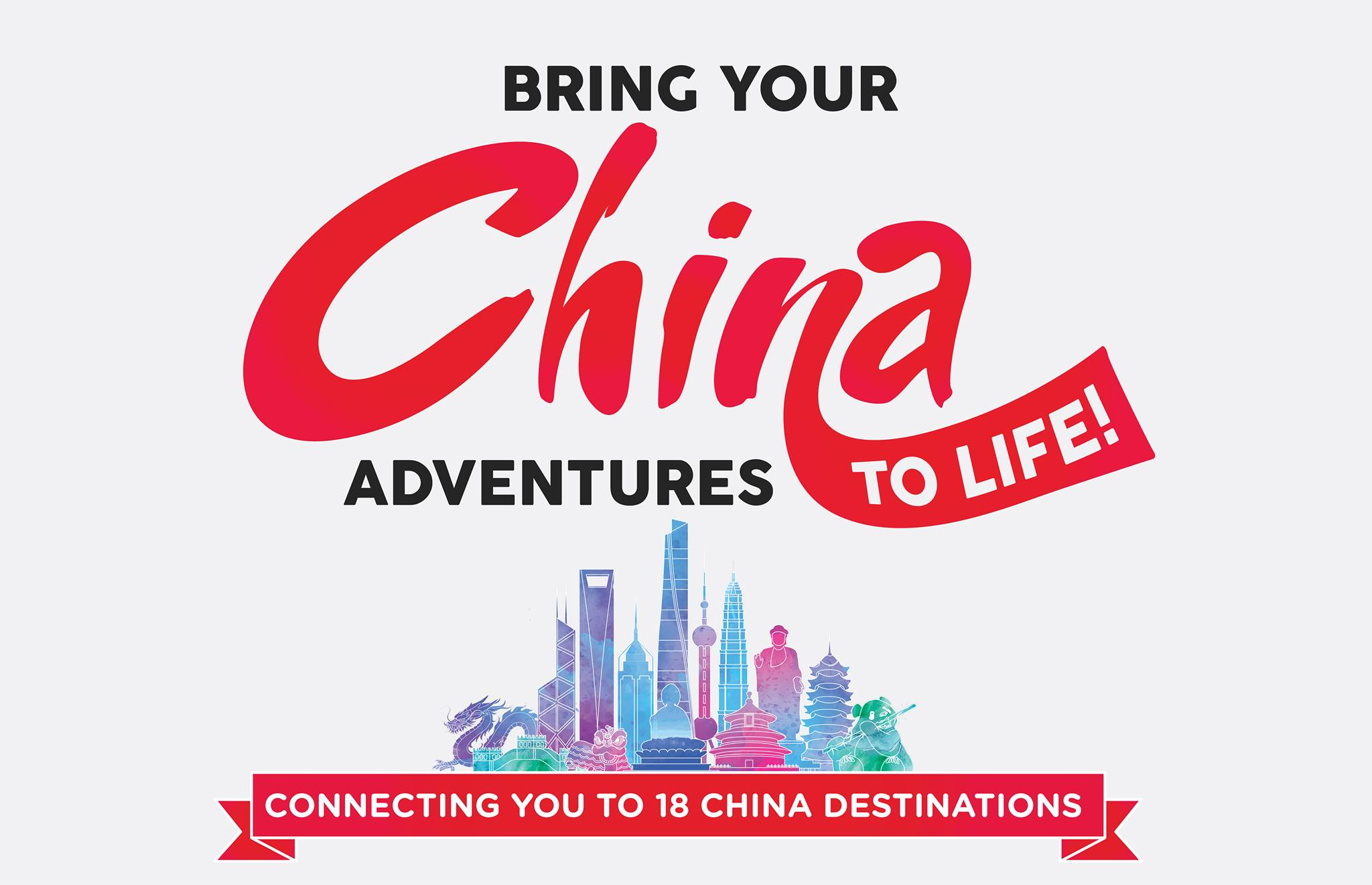 Bring your China adventures to life