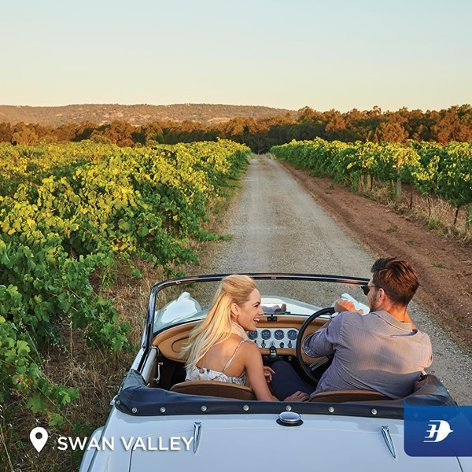Enjoy leisurely drive through Swan Valley