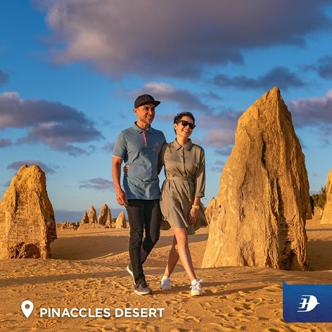 Visit the stunning Pinnacles