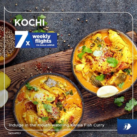 Indulge in the mouth watering Kerala Fish Curry