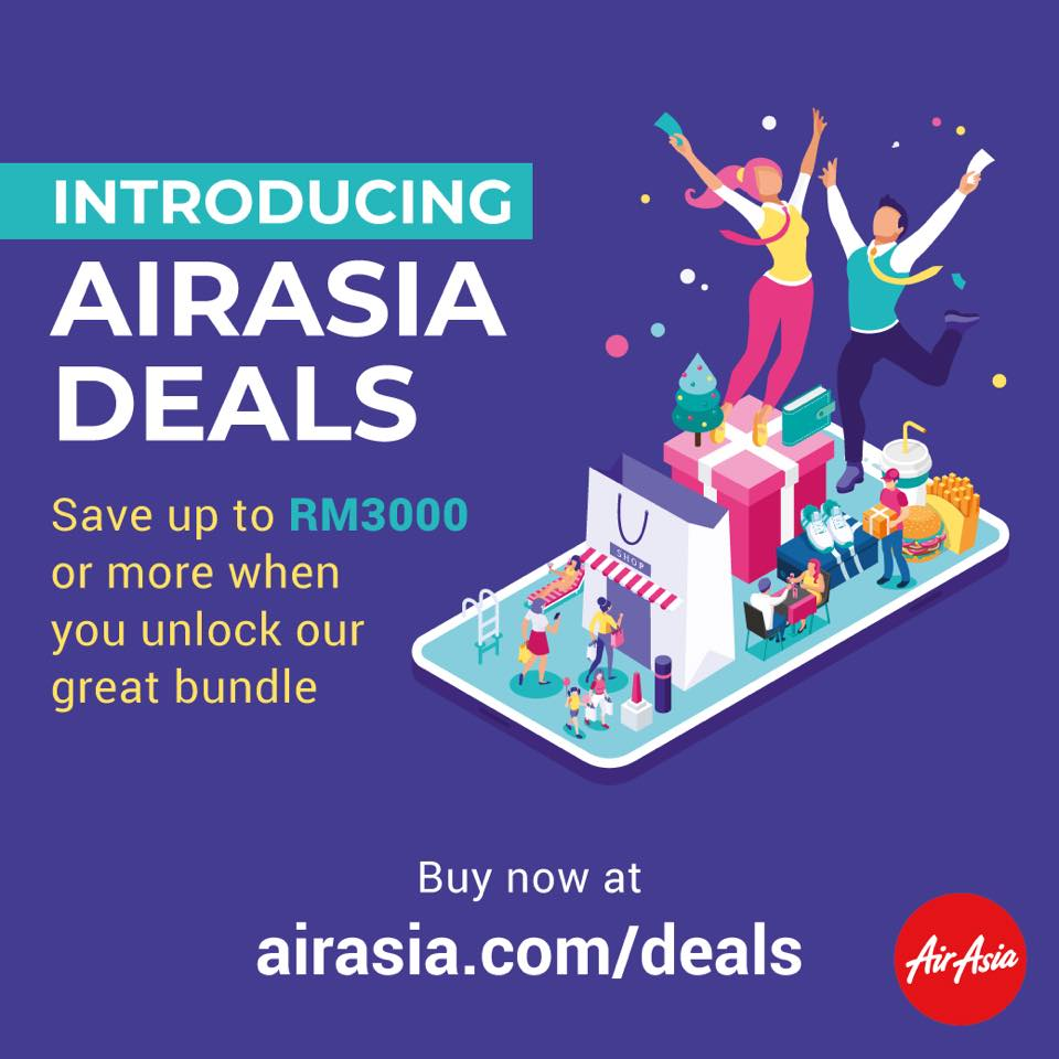 AirAsia Deals