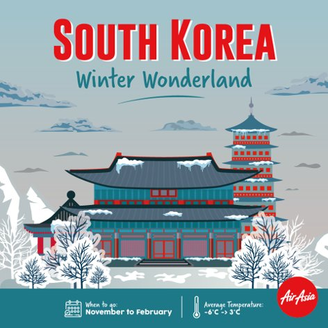 Sout Korea - Winter Wonderland