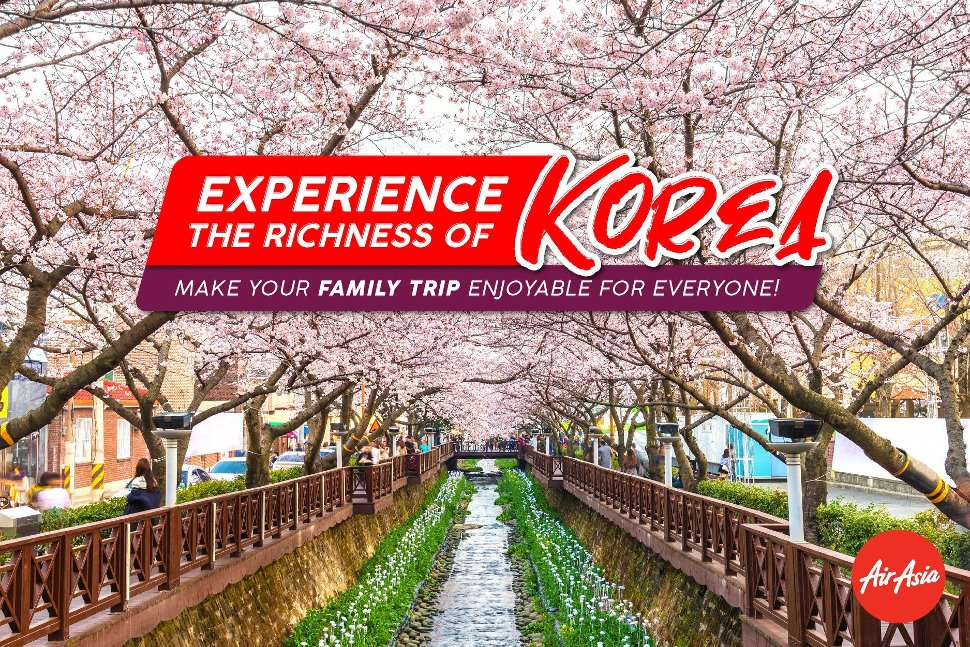 Experience the richness of Korean