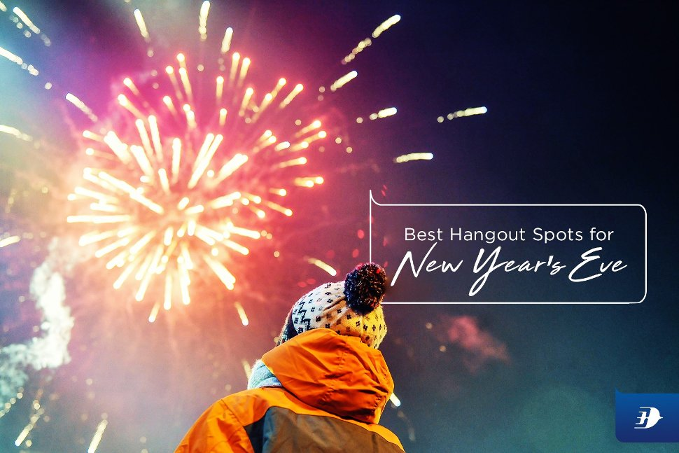 Best hangout spots for New Year Eve
