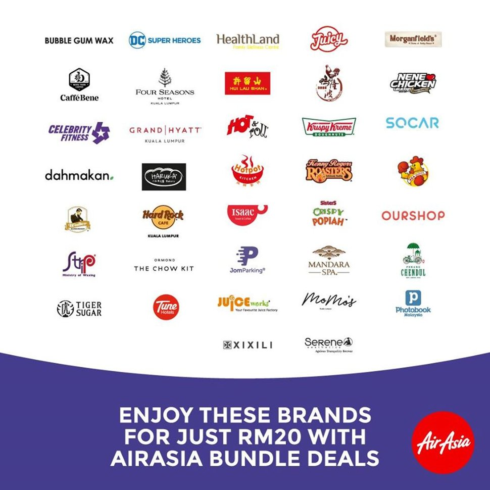 AirAsia Bundle Deals