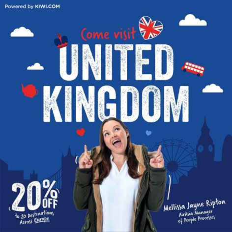 Come visit United Kingdom