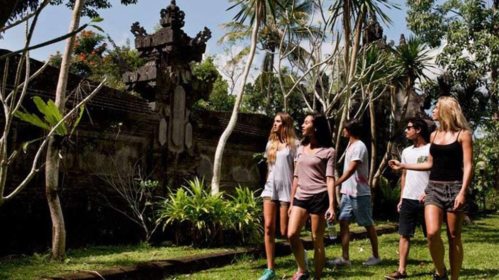 A weekend in Bali
