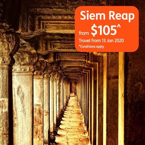 Siem Reap, from $105*