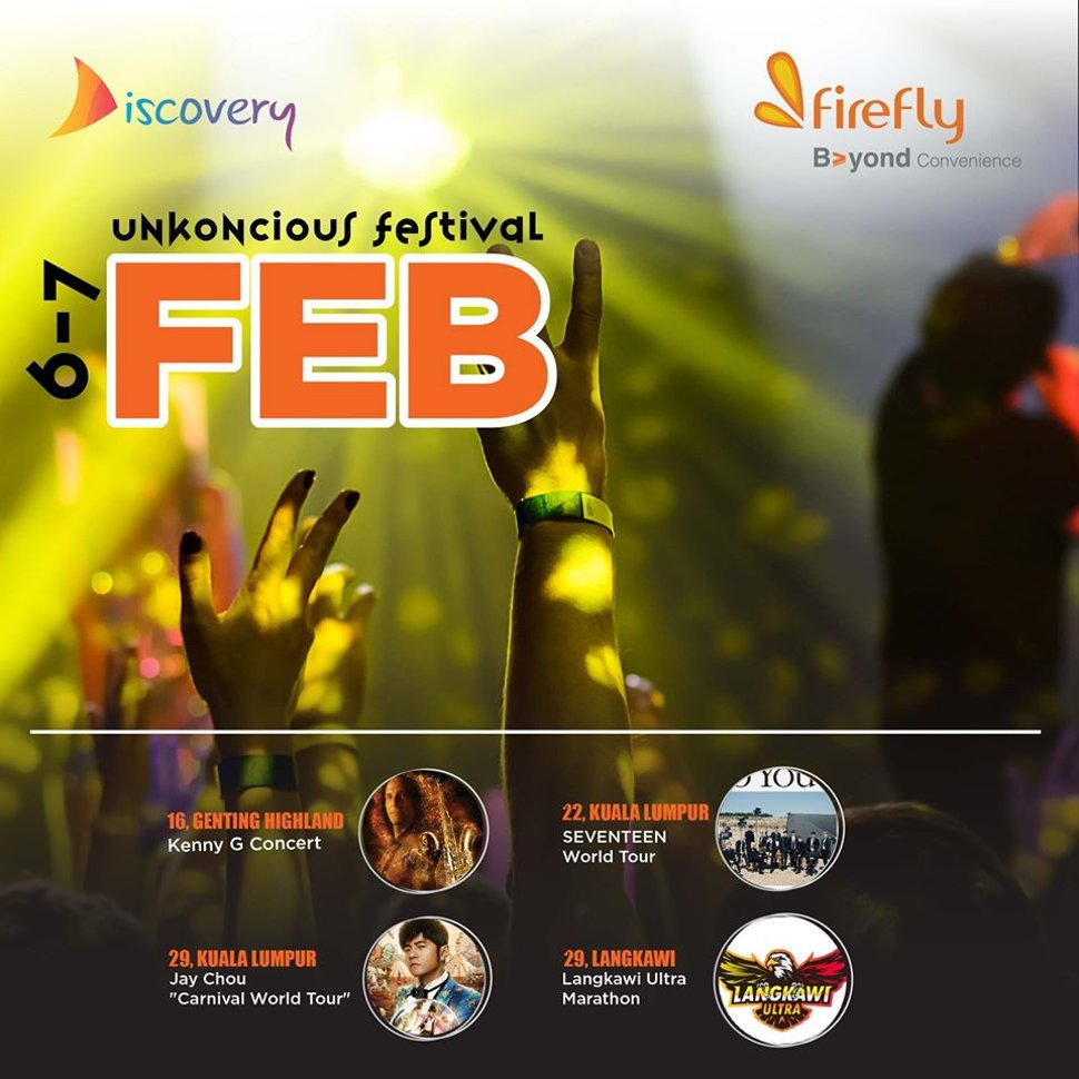 FireflyDiscovery events
