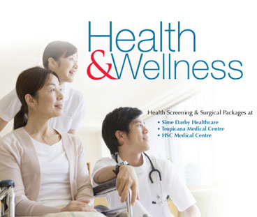 Malaysia Airlines Promotions - Health and Wellness
