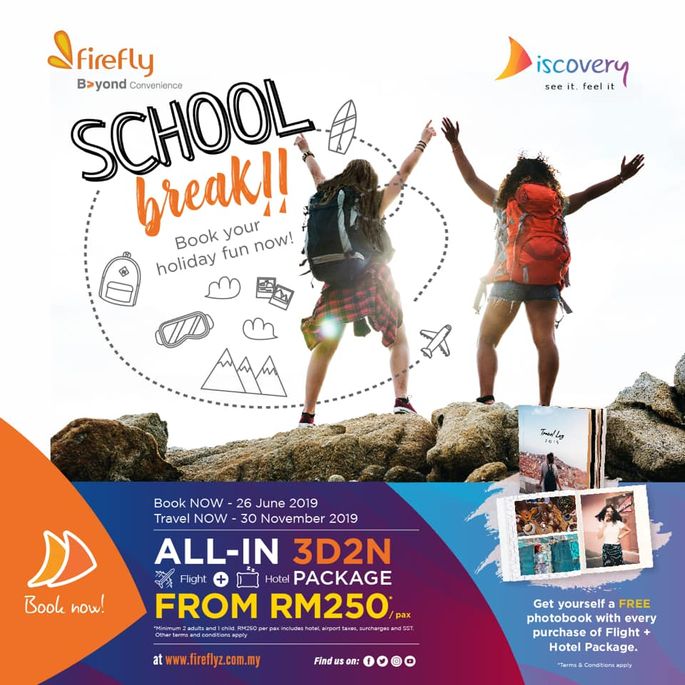 School break!! Book your holiday fun now!