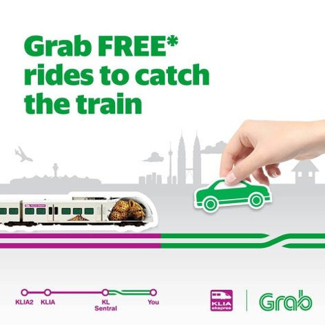 KLIA Ekspres + GRAB Package