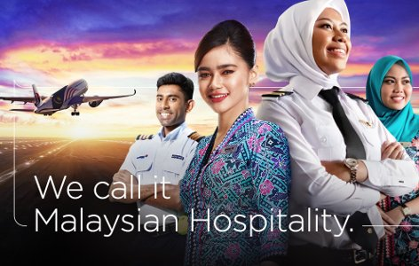 Malaysia Airlines' Promotions and sale campaigns