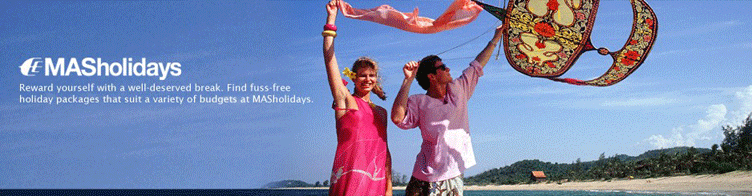 Malaysia Airlines Promotions - MASHolidays