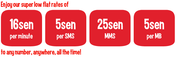 TuneTalk prepaid package