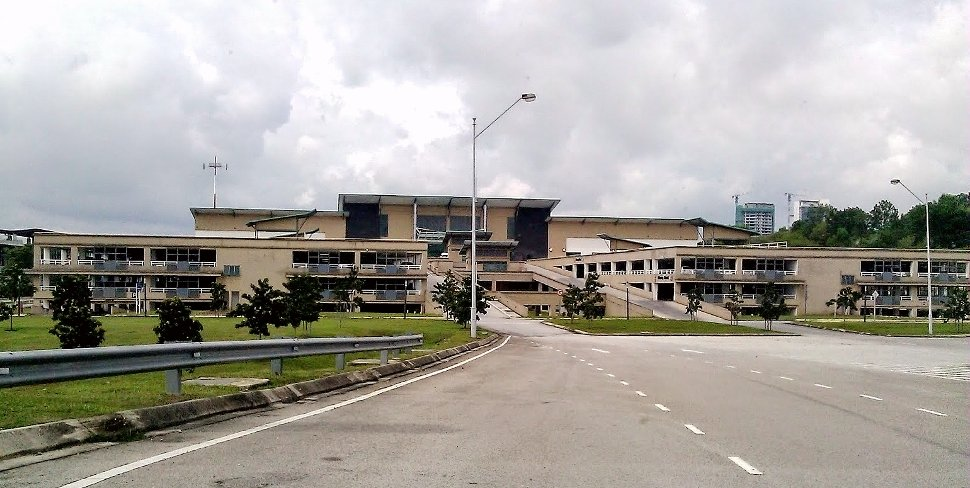 Parking Facility at Putrajaya Sentral