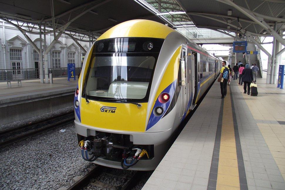 KTM Komuter, Port Klang Line & Seremban Line – klia2 info