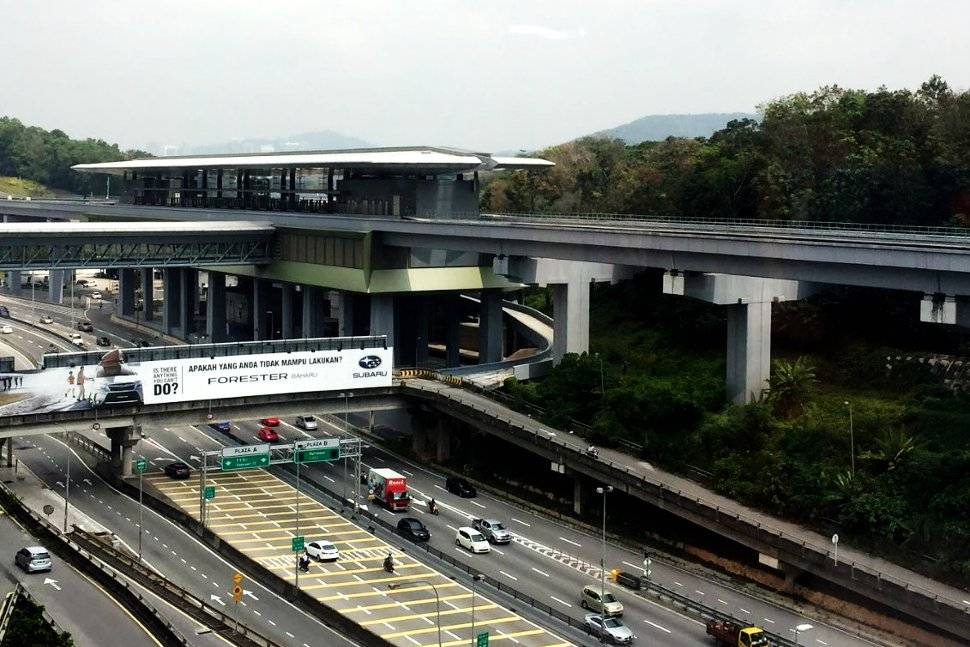 Phileo Damansara MRT station