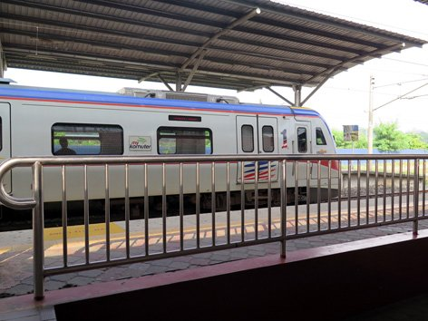 KTM Komuter train, Seremban KTM Komuter Station