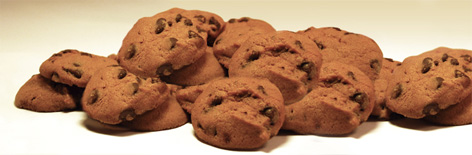 Famous Amos Crunchy Cookies