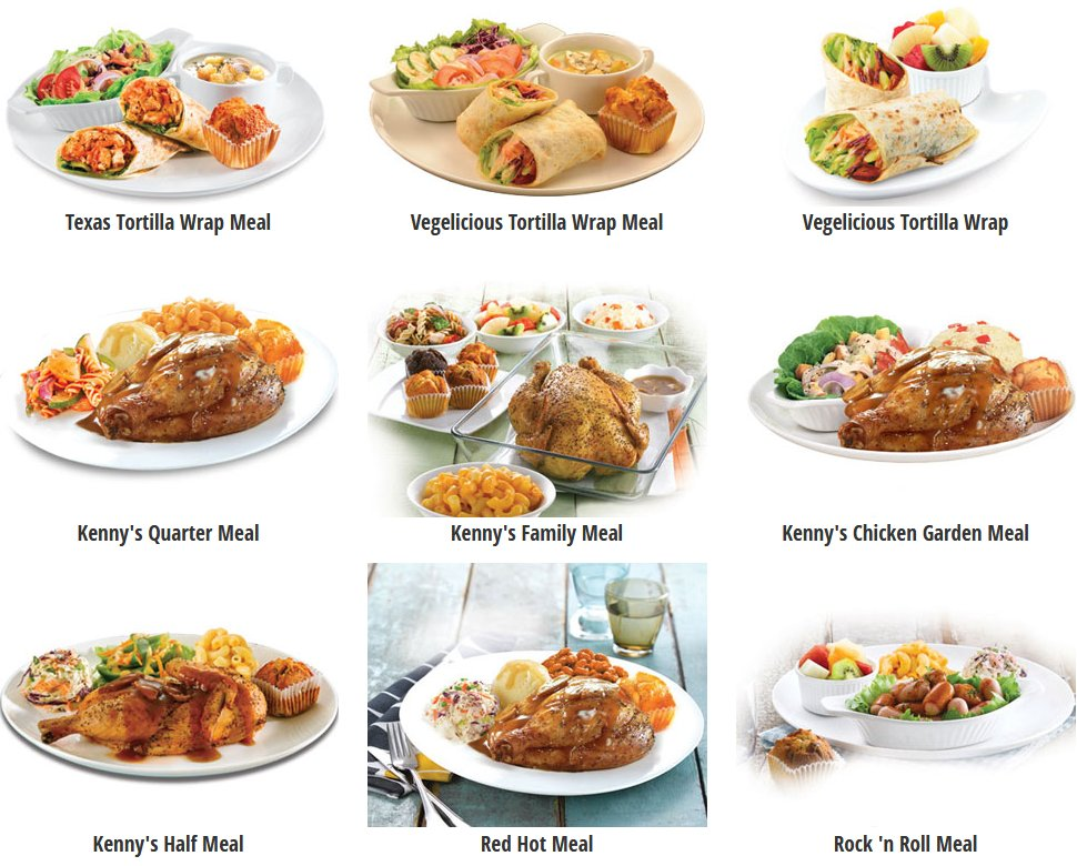 Kenny Rogers Roasters at the klia2 - klia2.info