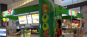 Boost Juice Bars at klia2