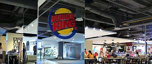 Burger King at klia2