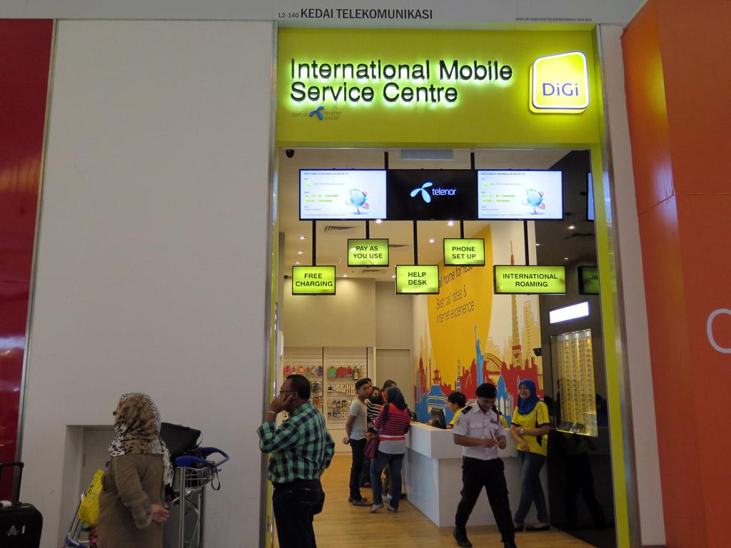 Digi Store Express at the klia2 – klia2 info