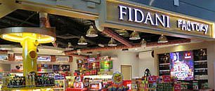 Fidani Chocolates at klia2