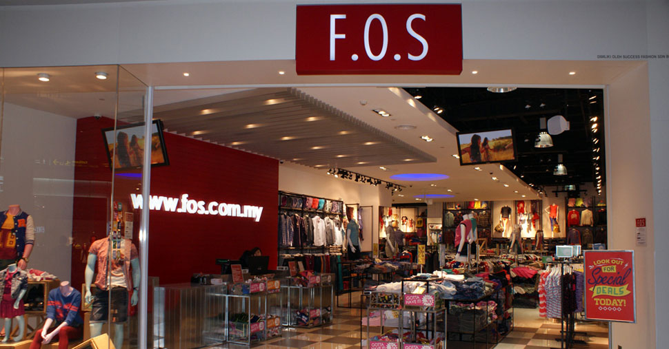 F.O.S at Level 2, Gateway@klia2