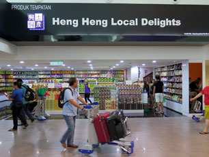 Heng Heng Local Delights, Departure Hall, klia2 Main Terminal Building