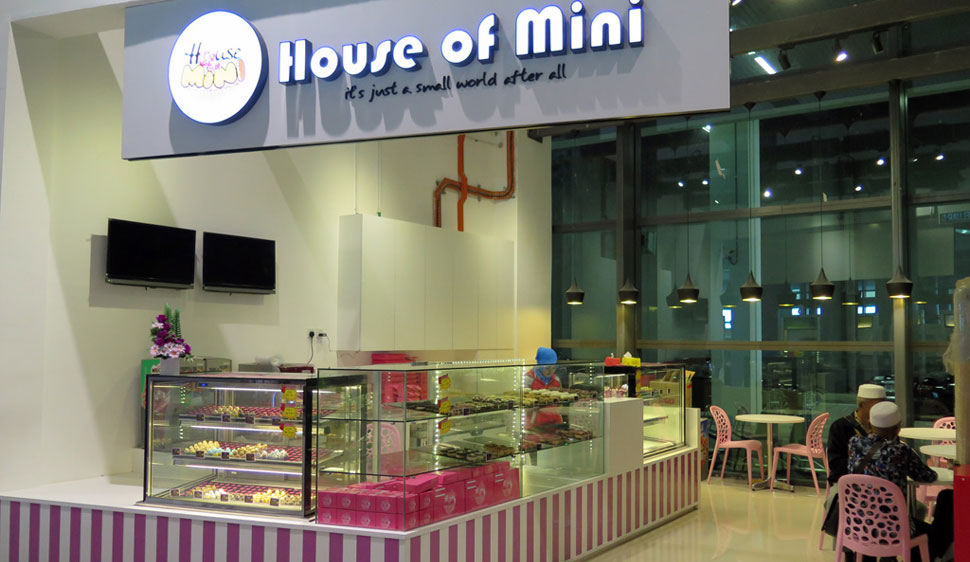 House of Mini, klia2