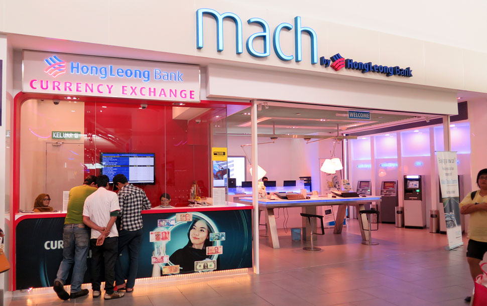 MACH By Hong Leong Bank, klia2